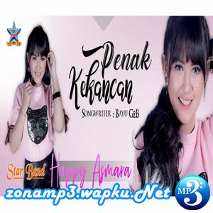 Cover Album Happy Asmara - Penak Kekancan Mp3