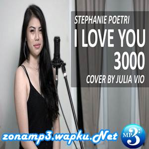 Cover Album Julia Vio - I Love You 3000 (Cover) Mp3