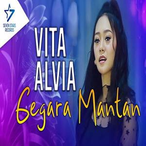 Cover Album Vita Alvia - Gegara Mantan Mp3