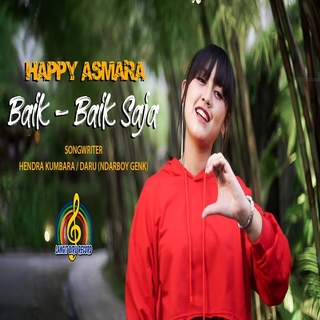 Cover Album Happy Asmara - Baik Baik Saja Mp3